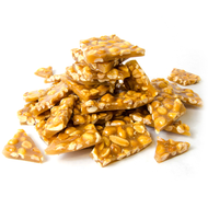 Lang's Chocolates Cashew Brittle 8oz bag