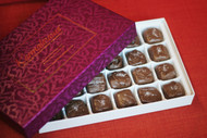 Karmalicious Milk Chocolate Sea salt caramels