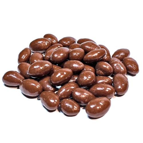 Milk Chocolate Covered Almonds   Finest Dark Belgian & Milk Chocolates from Lang's Chocolates