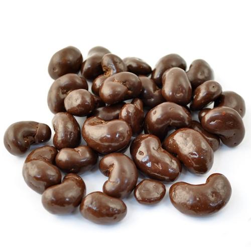 Dark Chocolate Covered Cashews   Finest Dark Belgian & Milk Chocolates from Lang's Chocolates