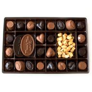 Chocolate Sampler Thank You Box   Finest Belgian & Milk Chocolates from Lang's Chocolates