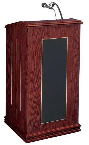The Prestige Lectern With Sound By Oklahoma Sound - 2 Colors