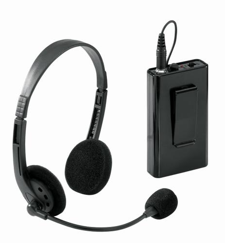 Wireless Headset Mic By Oklahoma Sound -