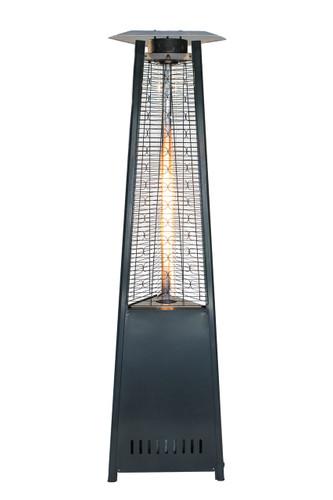 Rhino Series 41,000 BTU Charcoal Flame Patio Heater - Free Shipping