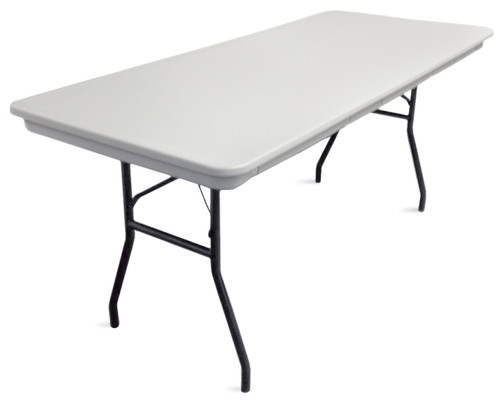 Commercialite Banquet Plastic Folding Table-USA Made (MC-C-BANQUET) - USA