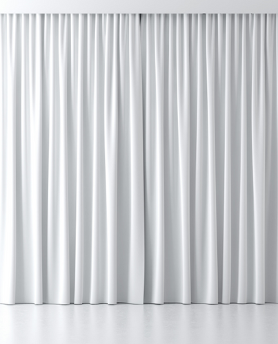 5 ft Wide Spun Polyester Drapes - 3 Sizes-10+Colors-20+Free Ship