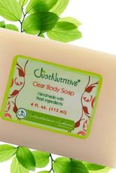 Acne Clear Body Soap #Acne Body Soap - Men's Skin#