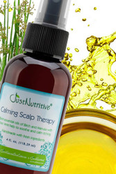 Itchy Scalp Calming Scalp Therapy #Itchy Scalp Treatment - Men's Hair#