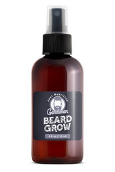 Beard Grow Bottle - Just Nutritive Gentlemen