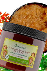 Turbinado Brown Sugar Body Scrub