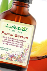Nutritive Facial Serum #Natural Facial Serum#
