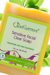 Acne Sensitive Facial Clear Soap - Acne Skin Care