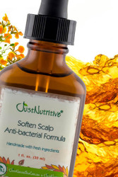Psoriasis Soften Scalp Anti-Bacterial Formula