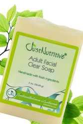 Acne Adult Facial Clear Soap - Acne Skin Care