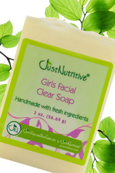 Acne Girl's Facial Clear Soap - Acne Skin Care