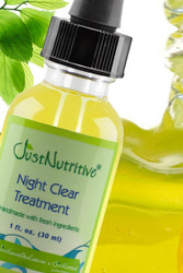 Acne Night Clear Treatment #Natural Night Acne Treatment#