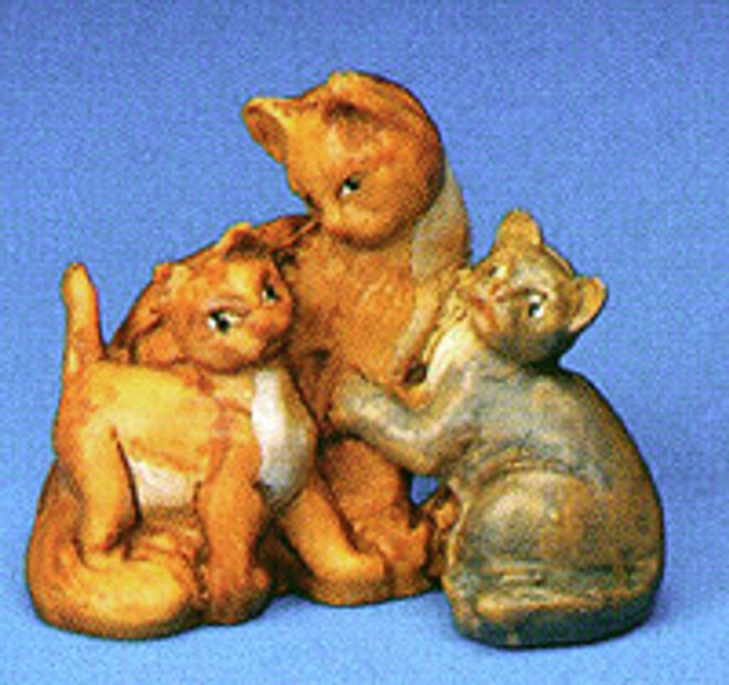 Fontanini 5-Inch Cat Family