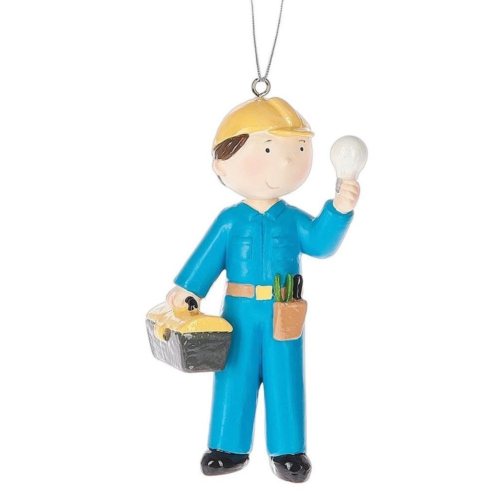 Electrician Ornament