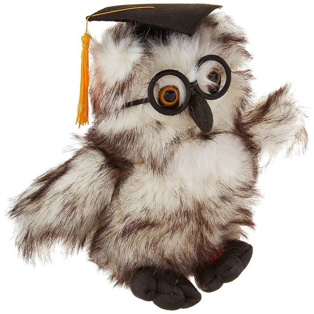 """Chantilly Lane 10"""" """"Newton"""" The Wise Owl"""