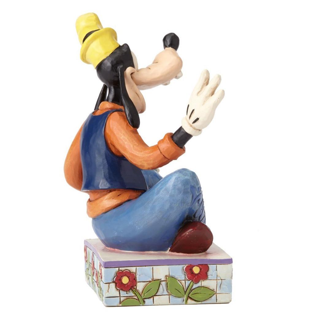 Jim Shore Disney Traditions - Goofy Personality Pose