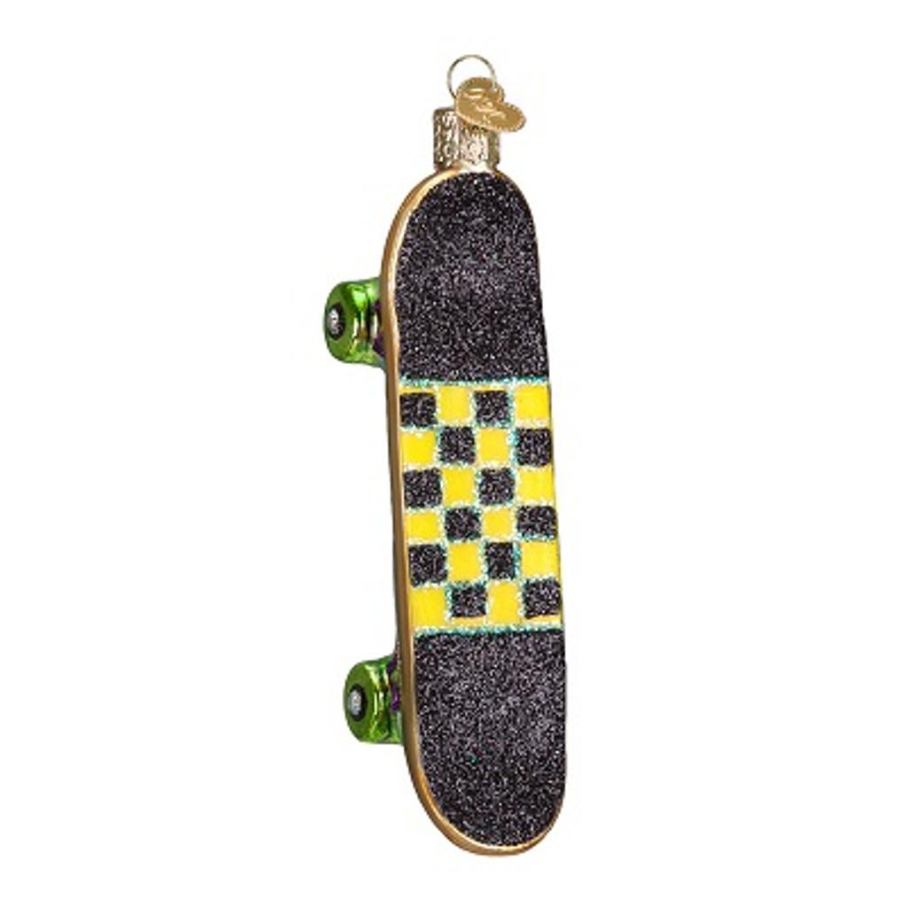 Old World Christmas -Skateboard Ornament