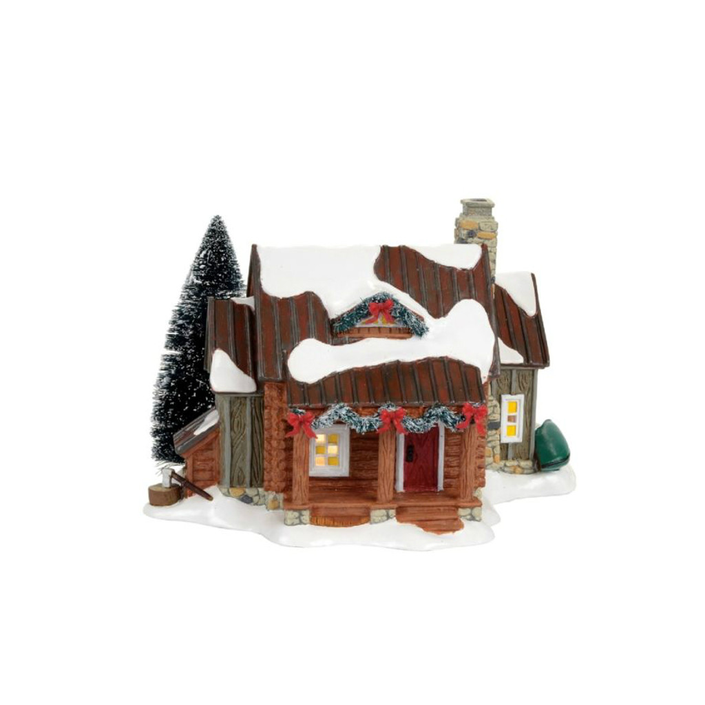 *2017* Department 56 - Original Snow Village - Woodsy Retreat