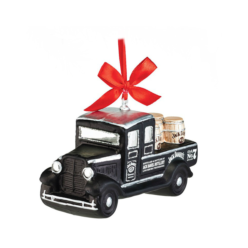 Department 56- Jack Daniels' Delivery Truck Ornament