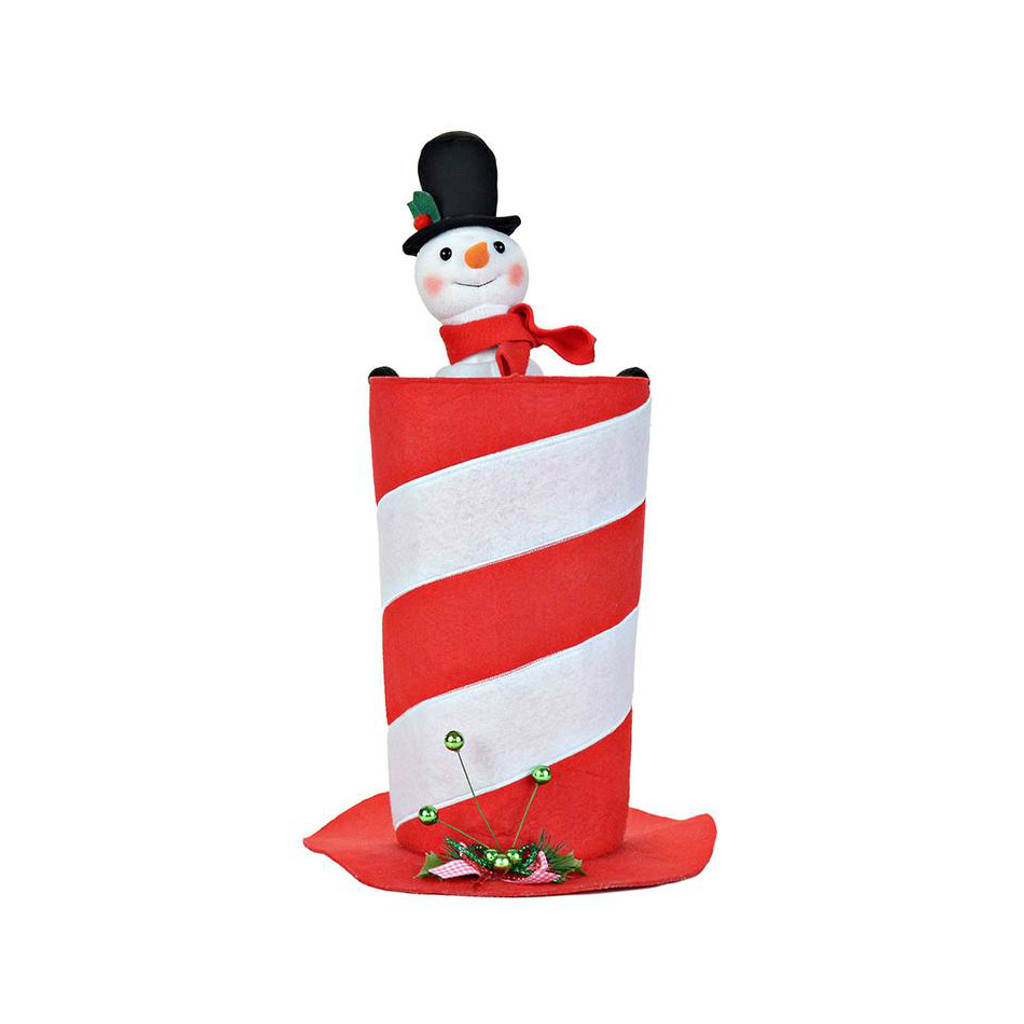 Animated Snowman Hat