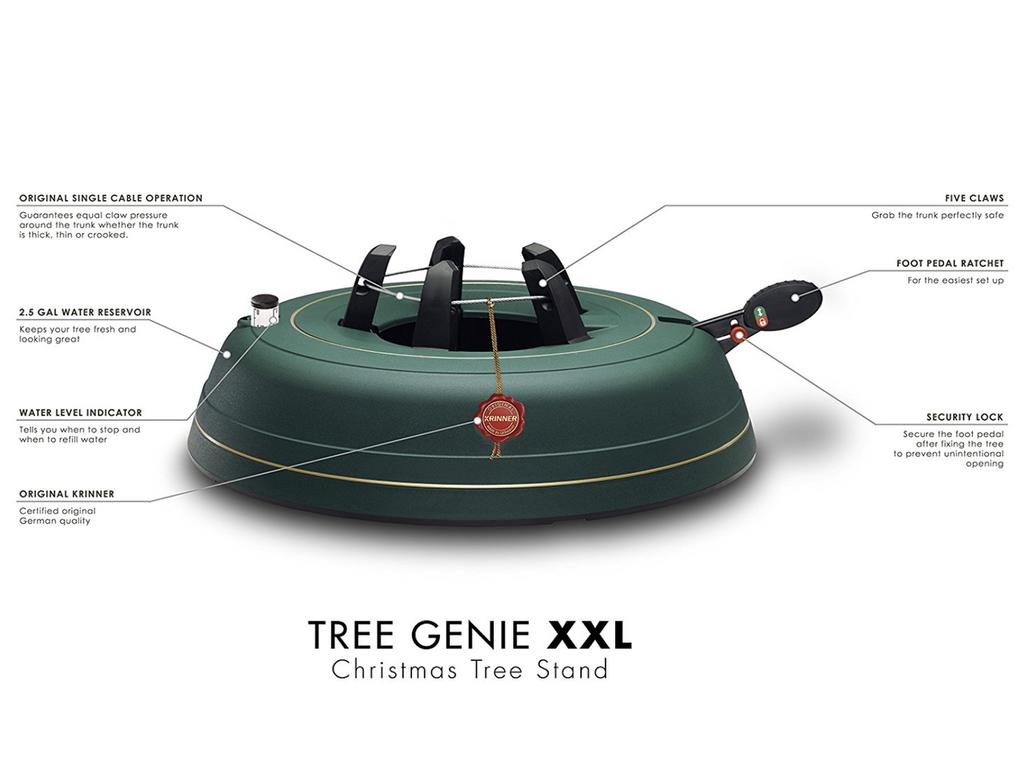 Krinner's Christmas Tree Genie XXL Christmas Tree Stand