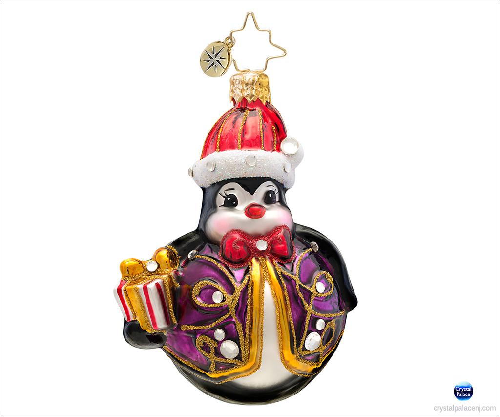 Radko - Penny Go Round Gem Ornament