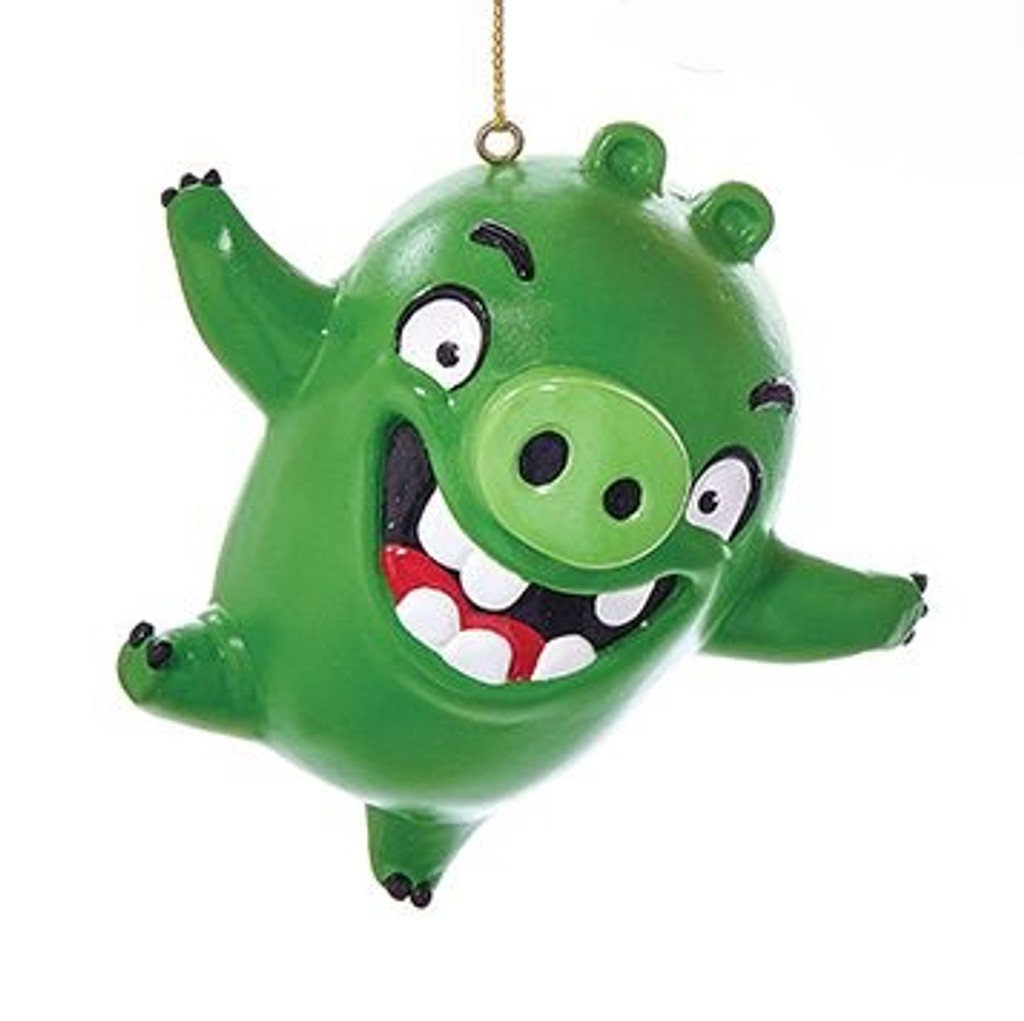 Angry Birds King Pig Ornament