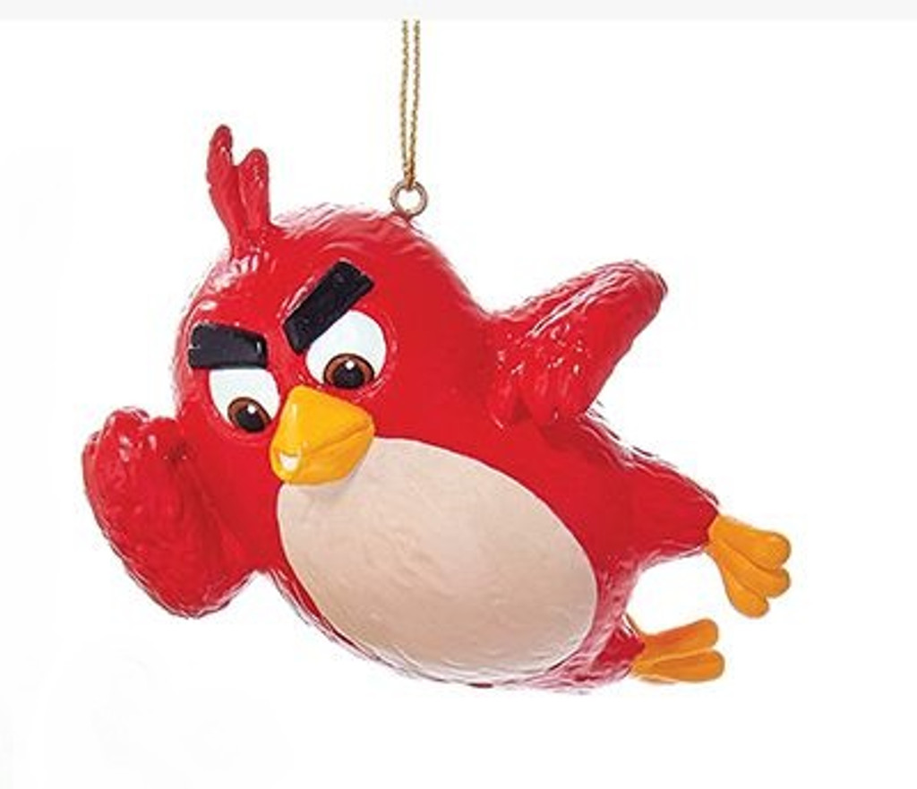 Angry Birds Red Ornament