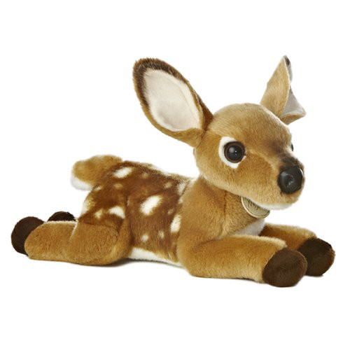 Aurora World Miyoni Fawn 11 inches Plush Toy