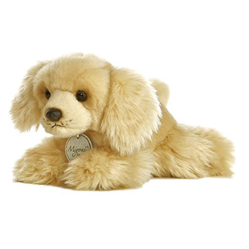 Aurora World Miyoni Cocker Spaniel Plush TOY, 8""