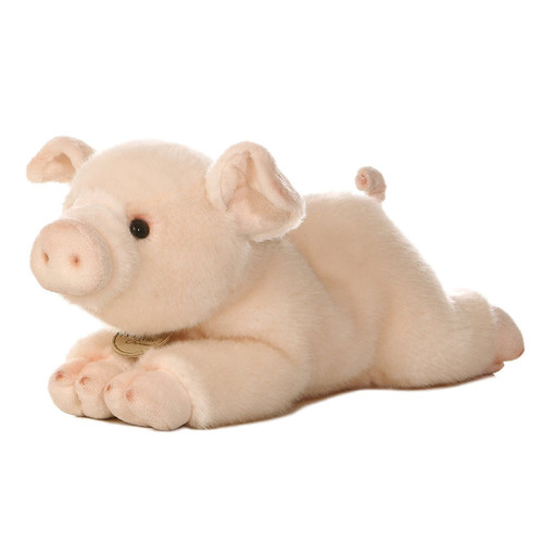 Aurora World Miyoni Pink Pig Plush Toy