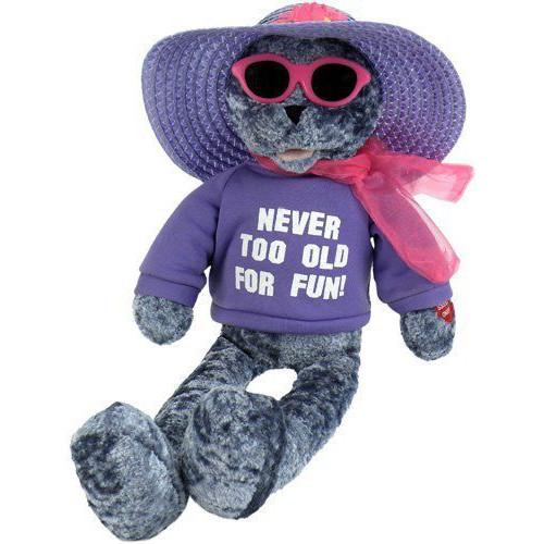 "Chantilly Lane - Senior Moments Gals  singing Teddy sing ""When Im 64"""