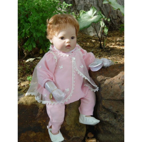 Lee Middleton Butterfly Dreams Doll Farewell Edition