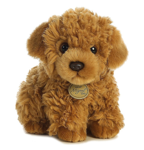 Aurora World  9 inch Poodle Pup Plush