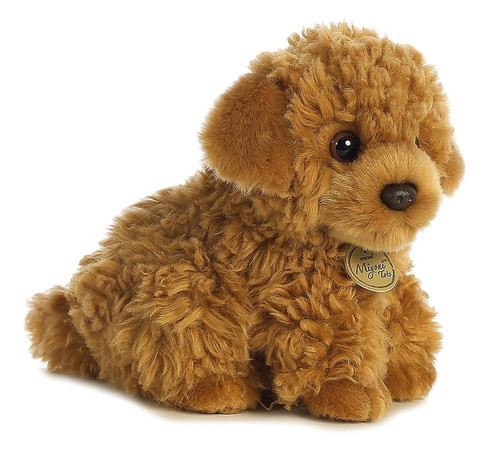 Aurora World  9 inch Poodle Pup Plush