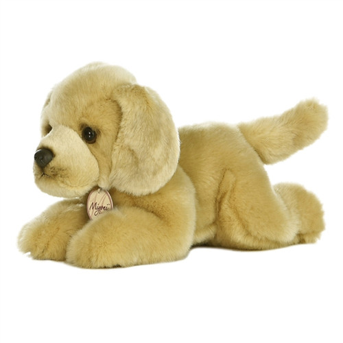 Aurora World  11 inch Yellow Lab Plush