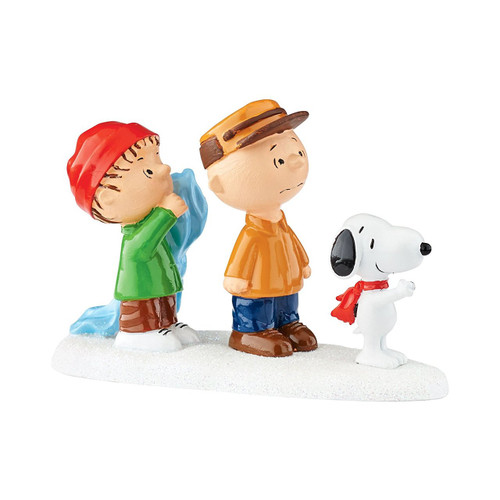 "Department 56 - Peanuts ""One Beagle for the Show"""