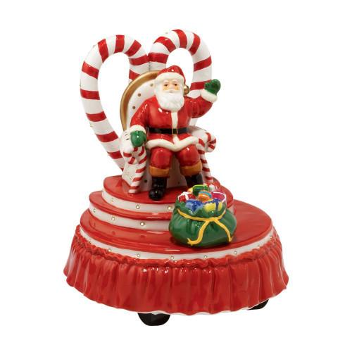Department 56 Brite Lites Christmas Parade Santa's Float