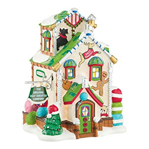 Department 56 - North Pole Series - The Original Ugly Sweater Co.