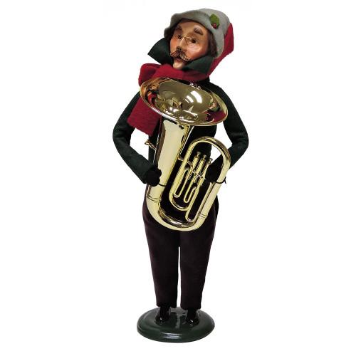 2016 Byers Choice - Waite with Tuba