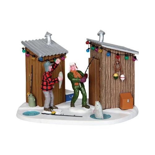 Lemax- Ice Fishing