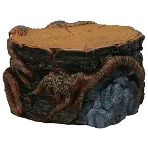 Lemax- Tree Stump Platform