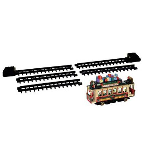 Lemax- Santa's Cable Car B/O