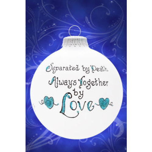 Heart Gifts by Teresa - USA Made Always Together Ornament