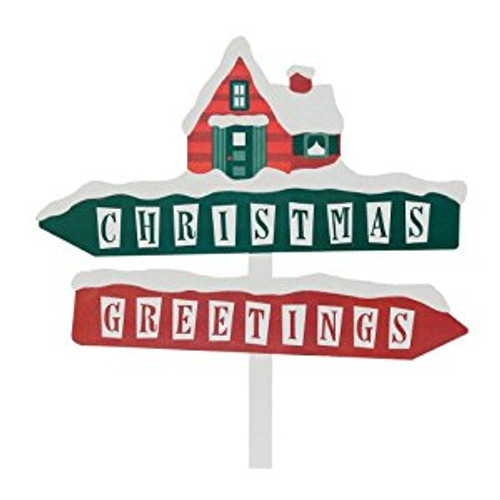 Snow Babies- Christmas Greetings Sign