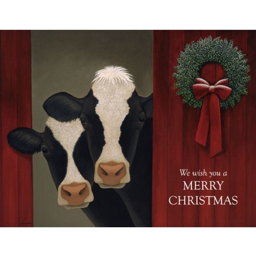 HOLIDAY COWS BOXED CHRISTMAS